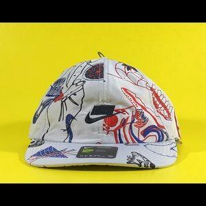 Nike Sports Heritage86 Strapback Printed Hat